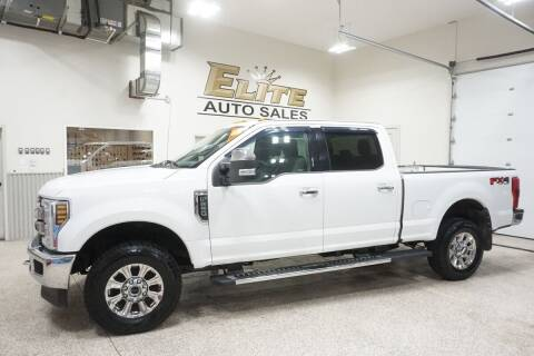 2018 Ford F-250 Super Duty for sale at Elite Auto Sales in Ammon ID