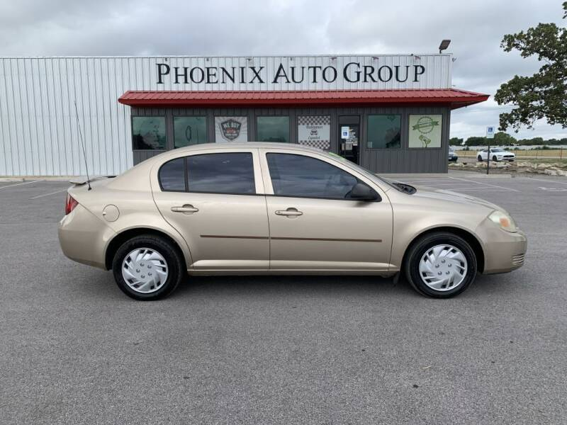 2005 Chevrolet Cobalt for sale at PHOENIX AUTO GROUP in Belton TX