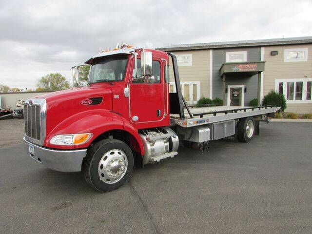 2015 Peterbilt 337 for sale at NorthStar Truck Sales in St Cloud MN