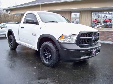 2013 RAM Ram Pickup 1500 for sale at RPM Auto Sales in Mogadore OH