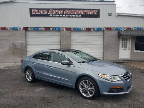 2010 Volkswagen CC for sale at Elite Auto Connection in Conover NC
