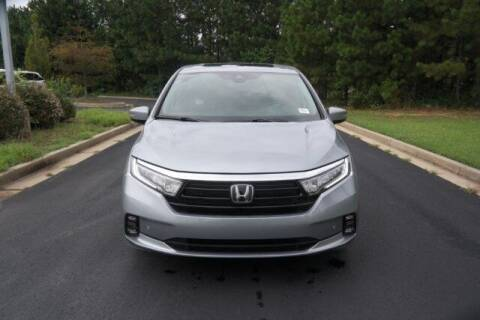 2021 Honda Odyssey for sale at Southern Auto Solutions - Georgia Car Finder - Southern Auto Solutions - Lou Sobh Honda in Marietta GA
