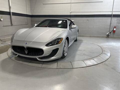 2014 Maserati GranTurismo for sale at Luxury Car Outlet in West Chicago IL