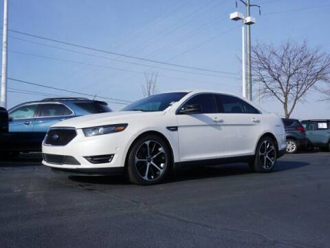 2016 Ford Taurus for sale at BASNEY HONDA in Mishawaka IN