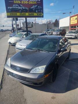 2006 Ford Focus for sale at Direct Auto Sales+ in Spokane Valley WA