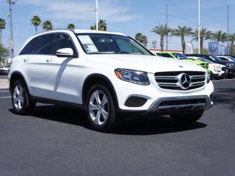 2016 Mercedes-Benz GLC for sale at CarFinancer.com in Peoria AZ
