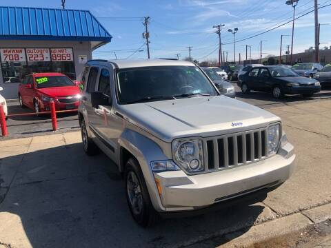 2008 Jeep Liberty for sale at Nationwide Auto Group in Melrose Park IL