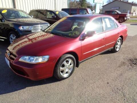 2000 Honda Accord for sale at De Anda Auto Sales in Storm Lake IA