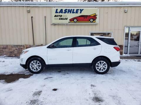 2018 Chevrolet Equinox for sale at Lashley Auto Sales in Mitchell NE