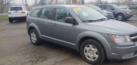 2009 Dodge Journey for sale at Superior Motors in Mount Morris MI