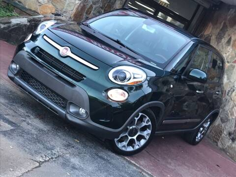 2014 FIAT 500L for sale at Atlanta Prestige Motors in Decatur GA