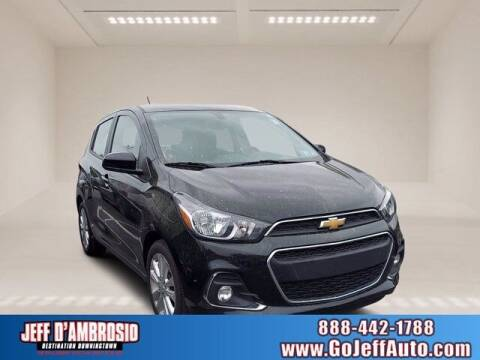 2017 Chevrolet Spark for sale at Jeff D'Ambrosio Auto Group in Downingtown PA