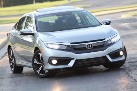 2018 Honda Civic for sale at P M Auto Gallery in De Soto KS