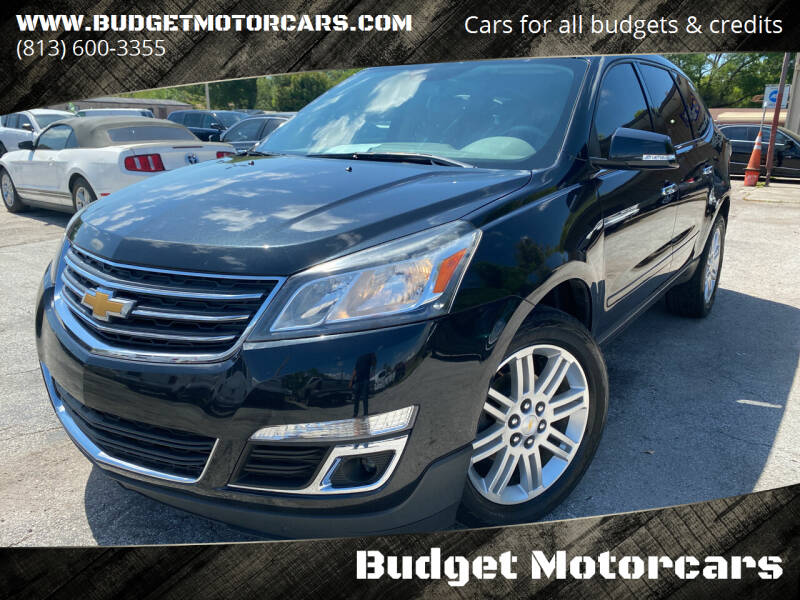 2013 Chevrolet Traverse for sale at Budget Motorcars in Tampa FL