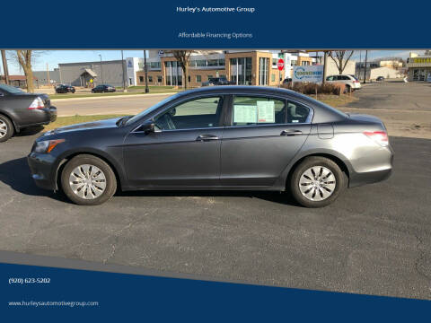 2009 Honda Accord for sale at Hurley's Automotive Group in Columbus WI