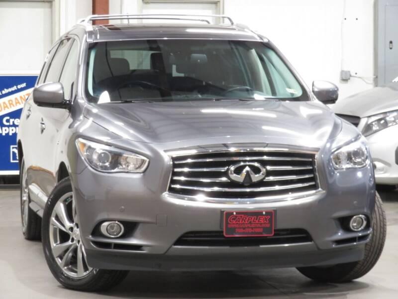 2015 Infiniti QX60 for sale at CarPlex in Manassas VA