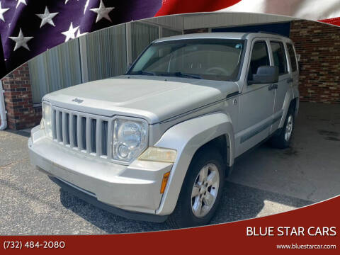 2010 Jeep Liberty for sale at Blue Star Cars in Jamesburg NJ
