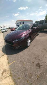 2013 Ford Fusion for sale at IMPORT MOTORSPORTS in Hickory NC