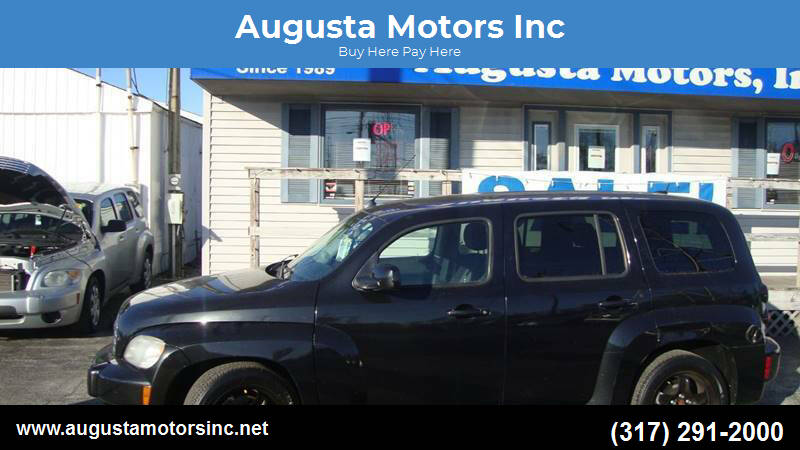 2011 Chevrolet HHR for sale at Augusta Motors Inc in Indianapolis IN