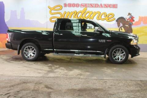 2017 RAM Ram Pickup 1500 for sale at Sundance Chevrolet in Grand Ledge MI