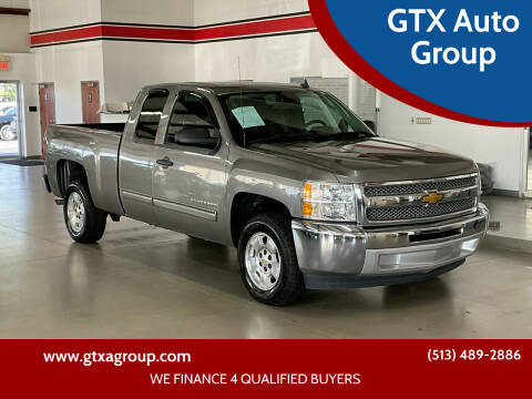 2013 Chevrolet Silverado 1500 for sale at GTX Auto Group in West Chester OH