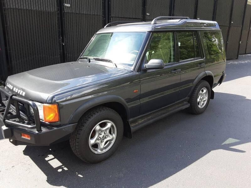 2000 Land Rover Discovery Series II for sale at METROPOLITAN MOTORS in Kirkland WA