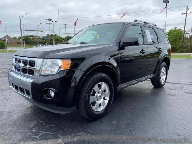 2012 Ford Escape for sale at Browning's Reliable Cars & Trucks in Wichita Falls TX