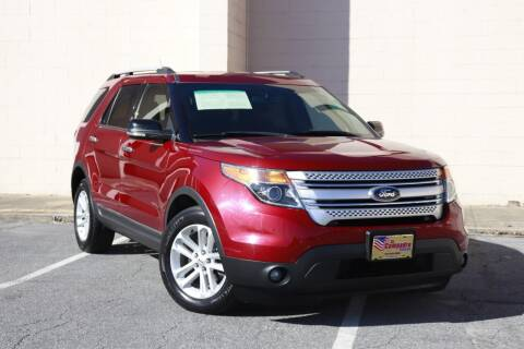 2013 Ford Explorer for sale at El Compadre Trucks in Doraville GA
