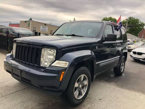 2008 Jeep Liberty for sale at Crestwood Auto Center in Richmond VA