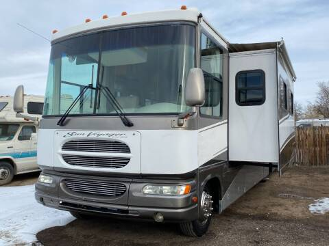 2004 REDUCED PRICE!!! GULF STREAM SUN VOYAGER for sale at NOCO RV Sales in Loveland CO