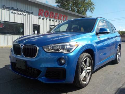 2016 BMW X1 for sale at Roberti Automotive in Kingston NY