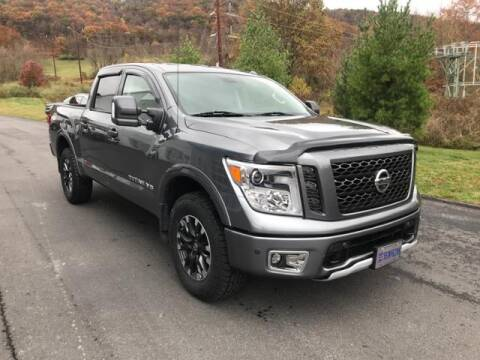 2019 Nissan Titan for sale at Hawkins Chevrolet in Danville PA