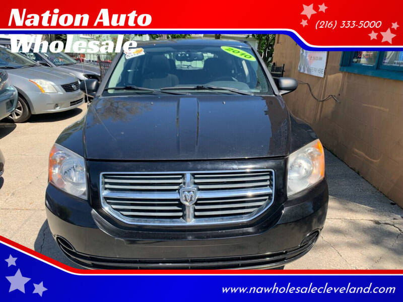 2010 Dodge Caliber for sale at Nation Auto Wholesale in Cleveland OH