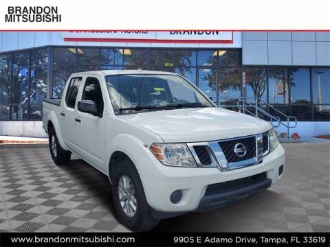 2017 Nissan Frontier for sale at Brandon Mitsubishi in Tampa FL