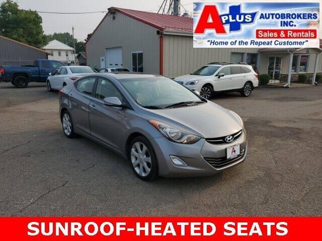 2012 Hyundai Elantra for sale in Mount Vernon, OH