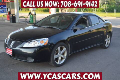 2007 Pontiac G6 for sale at Your Choice Autos - Crestwood in Crestwood IL