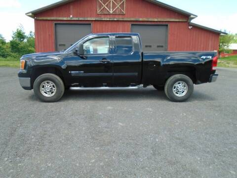 2008 GMC Sierra 2500HD for sale at Celtic Cycles in Voorheesville NY