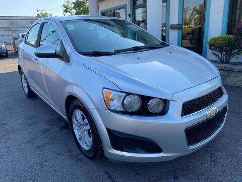 2012 Chevrolet Sonic for sale at Autopike in Levittown PA