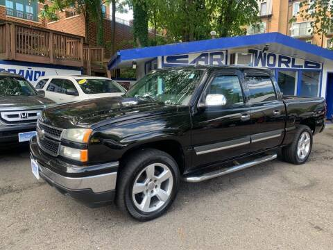 2007 Chevrolet Silverado 1500 Classic for sale at Car World Inc in Arlington VA