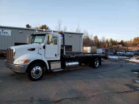 2011 Peterbilt 337 for sale at GRS Auto Sales and GRS Recovery in Hampstead NH