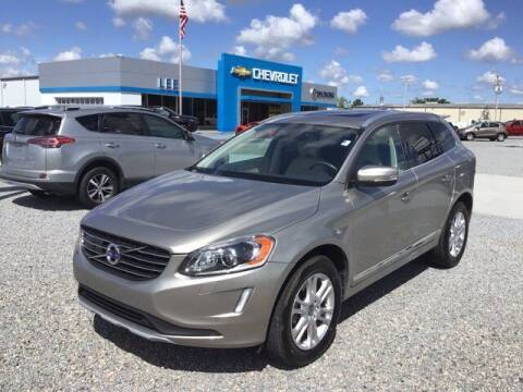 2016 Volvo XC60 for sale at LEE CHEVROLET PONTIAC BUICK in Washington NC