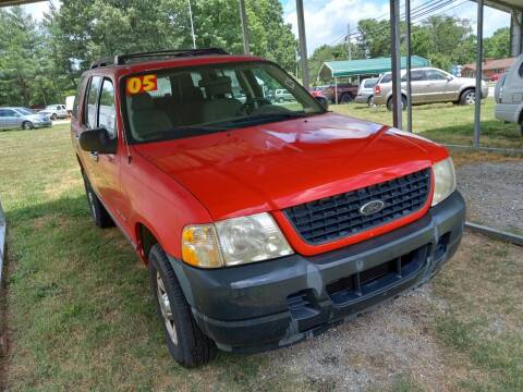 2005 Ford Explorer for sale at Mocks Auto in Kernersville NC