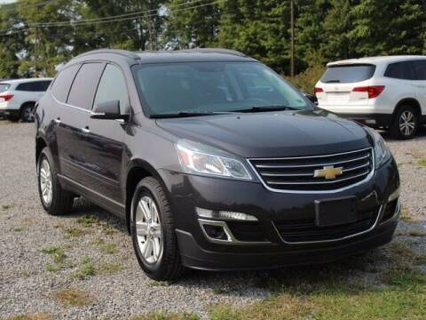 2014 Chevrolet Traverse for sale at Street Track n Trail - Vehicles in Conneaut Lake PA