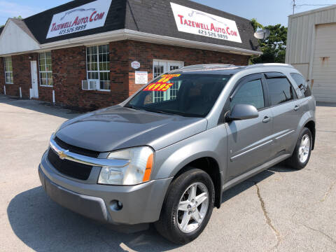2006 Chevrolet Equinox for sale at tazewellauto.com in Tazewell TN
