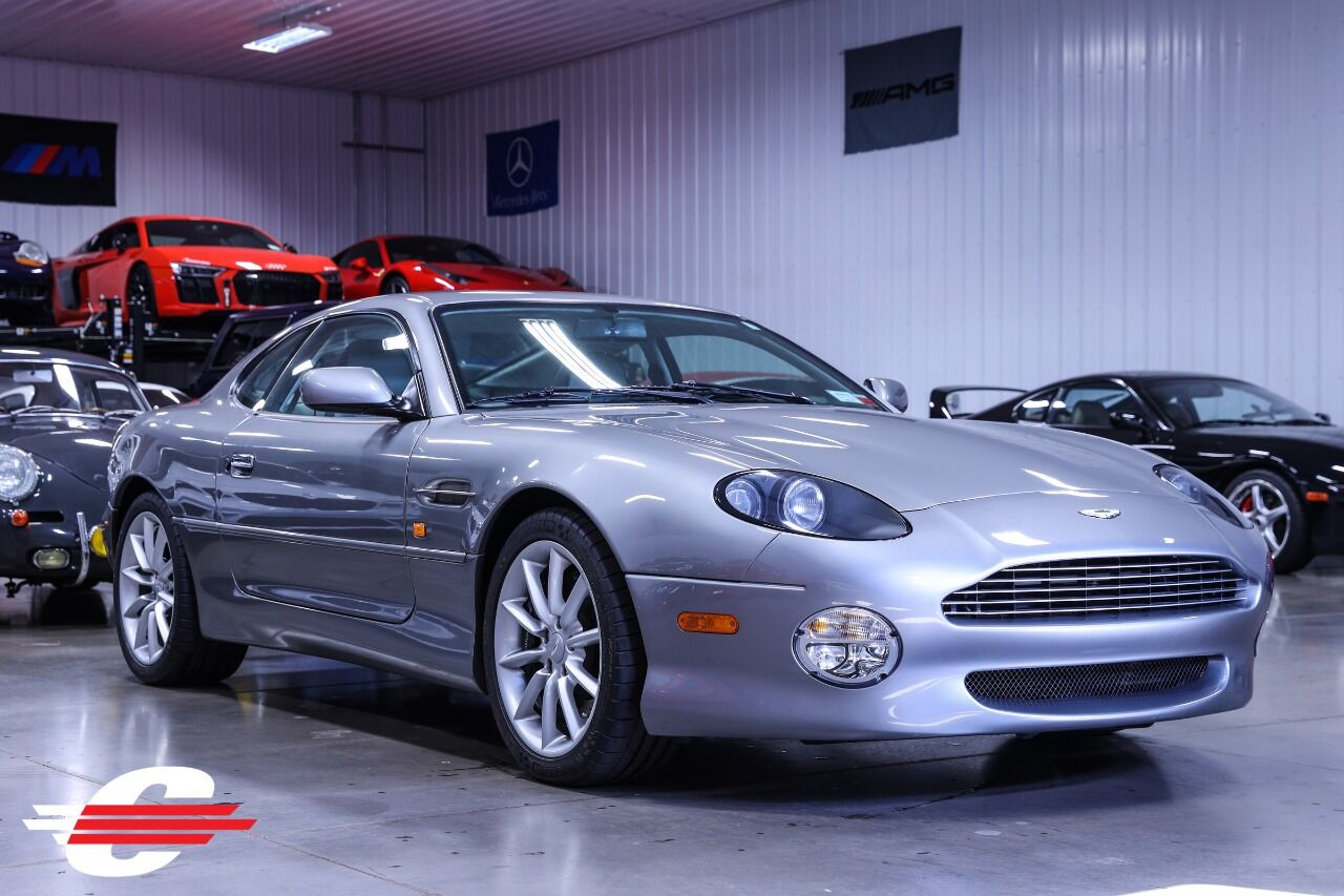 Cantech automotive: 2000 Aston Martin DB7 V12 5.9L Coupe
