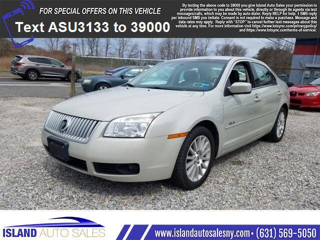 2008 Mercury Milan for sale at Island Auto Sales in E.Patchogue NY