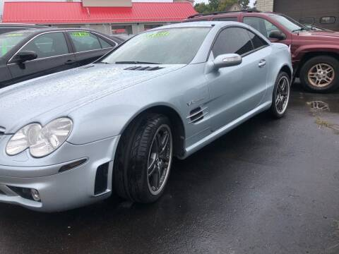 2005 Mercedes-Benz SL-Class for sale at Story Brothers Auto in New Britain CT