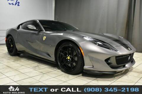 2019 Ferrari 812 Superfast for sale at AUTO HOLDING in Hillside NJ