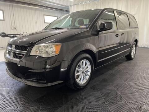 2014 Dodge Grand Caravan for sale at Monster Motors in Michigan Center MI