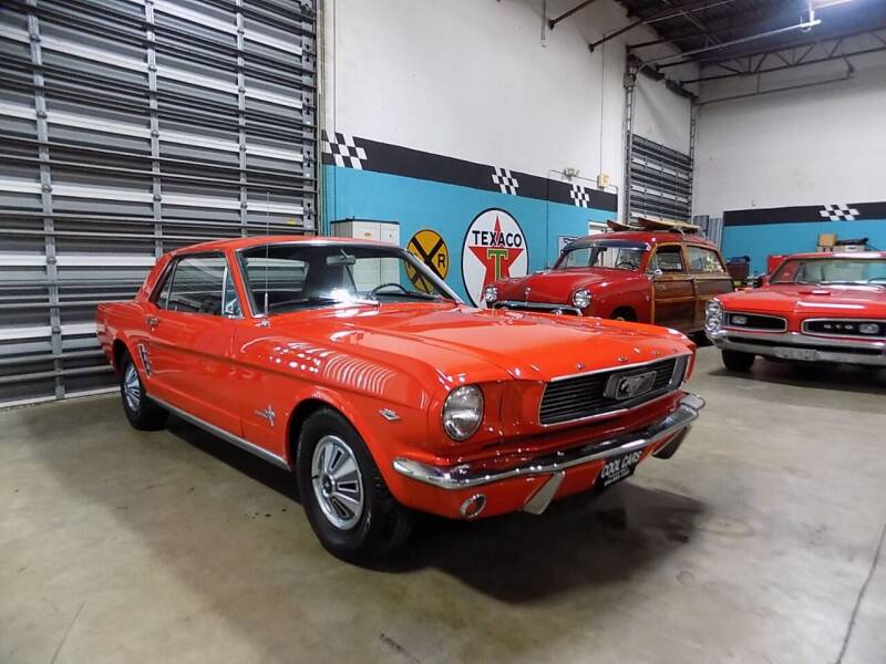 1966 Ford Mustang for sale at COOL CARS in Pompano Beach FL